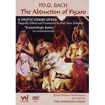 Schickele, P. (P.D.Q. Bach) - bortförande av Figaro [DVD] USA import