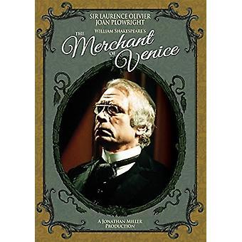 Kjøpmann Venezia [DVD] USA importere