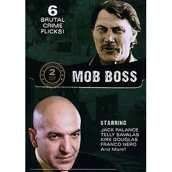 Mafiaboss [DVD] USA importerer
