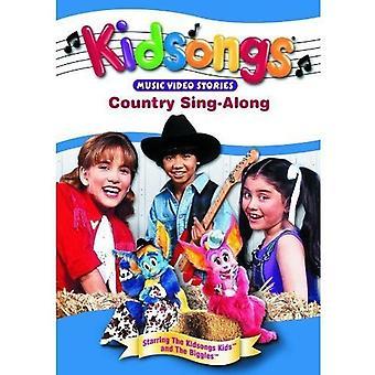 Kidsongs - synge langs samling [CD] USA import