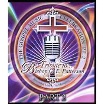 Hyldest til biskop G E Patterson Pt 2 [DVD] USA import