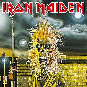 Iron Maiden - Iron Maiden [Vinyl] USA importerer
