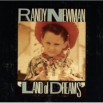 Randy Newman - Land of Dreams [CD] USA import