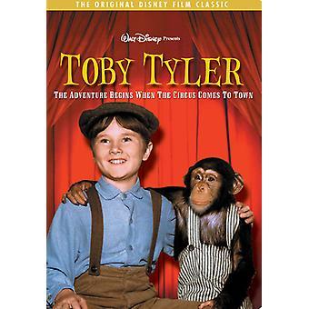 Toby Tyler [DVD] USA import