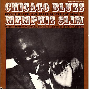 Memphis Slim - Chicago Blues: Boogie Woogie & Blues spilte & sunget [DVD] USA import