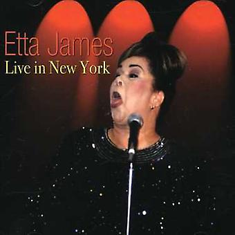 Etta James - Live in New York [CD] USA import