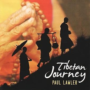 Paul Lawler - tibetanske rejse [CD] USA import