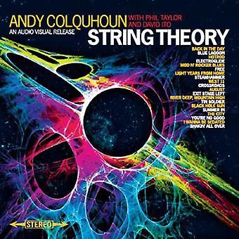 Andy Colquhoun - strengteori [CD] USA import