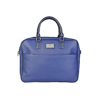 V 1969 Briefcases Blue Men