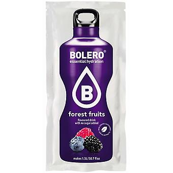 Bolero Drinks Forest Fruit  con Stevia Caja 24 Unidades
