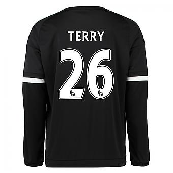 2015-16 Chelsea 3rd Shirt Long Sleeved (Terry 26)