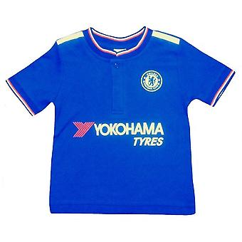 Chelsea FC Official Baby Unisex Football Shirt