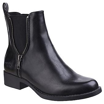 Rocket Dog Womens Camilla Bromley Gusset Ankle Boot
