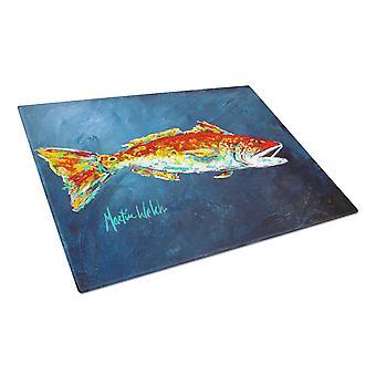 Carolines skatter MW1093LCB fisk - rød fisk rød for Jarett Glass kutte villsvin