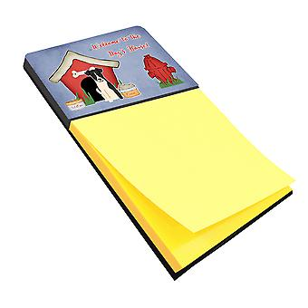 Dog House Collection Smooth Fox Terrier Sticky Note Holder