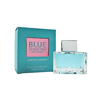 Antonio Banderas Blue Seduction per Eau De Toilette donna