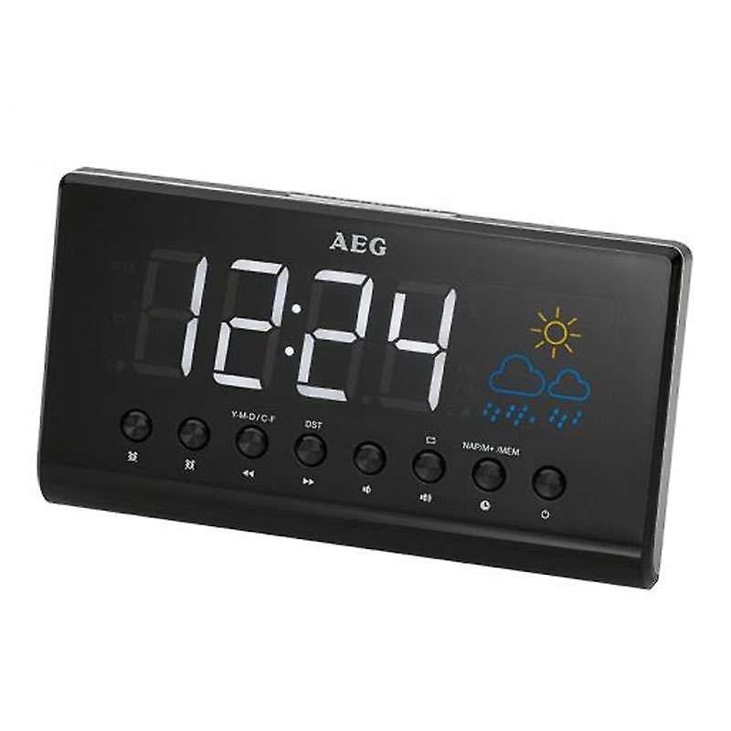 AEG projector Clock Radio MRC4141P
