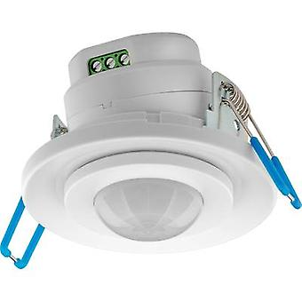 Goobay 71362 Surface-mount HF motion detector 360 ° Relay White IP20