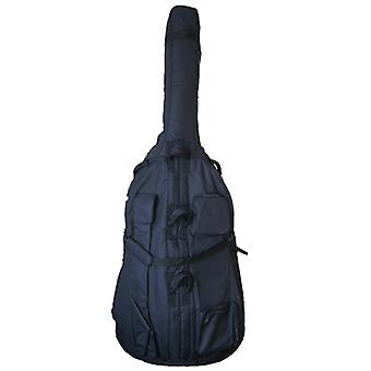 Stentor 1/4 Size Padded Rayon Canvas Double Bass Cover