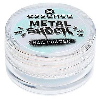 Essence Metal Shock Nail Powder 06 be my little mermaid (Make-up , Nails , Decoration)