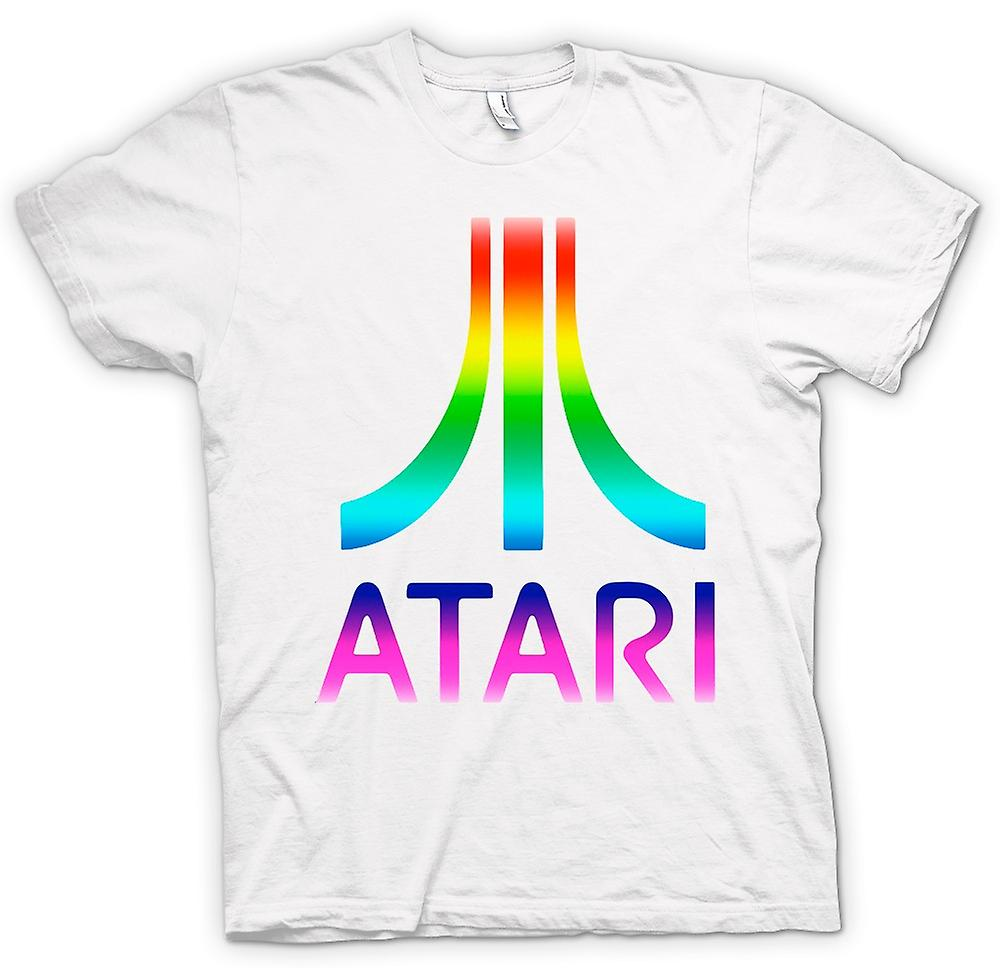 Womens T-shirt - Atari Gaming Retro Funny