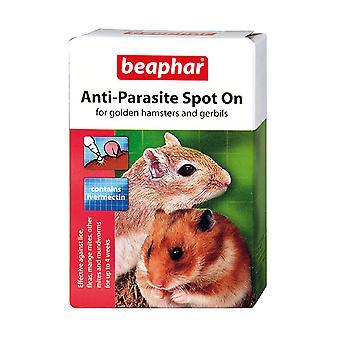 Beaphar böcker anti-parasit Spot-On för Golden hamstrar och gerbiler