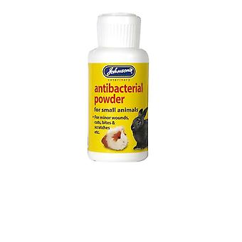 Johnsons Veterinary Wound Powder, Anti Bacterial Powder for Small Animal, 20g