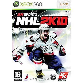 NHL 2K 10 (Xbox 360)