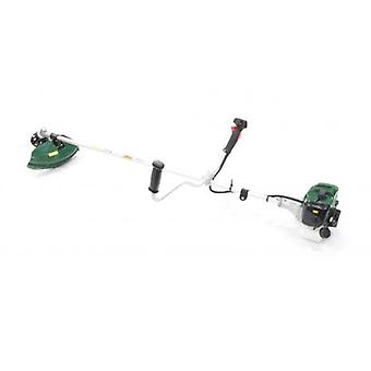 Webb WEBC33 33cc Petrol Brush Cutter/Line Trimmer with Bike Handle