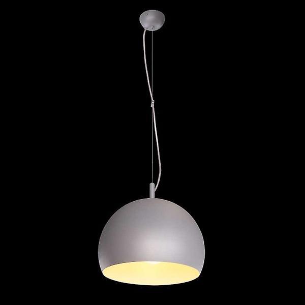 Pendant luminaire saga P2 aluminium Ø 30 cm 1xE27 metal 10731