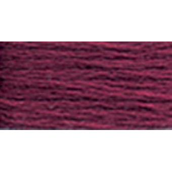 DMC 6-Strand Embroidery Cotton 8.7yd-Dark Mauve
