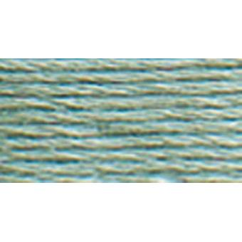 DMC 6-Strand Embroidery Cotton 8.7yd-Light Grey Green