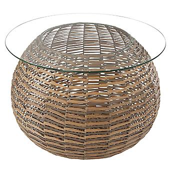 COCHTISCH END TABLE GARDEN TABLE RATTAN TABLE