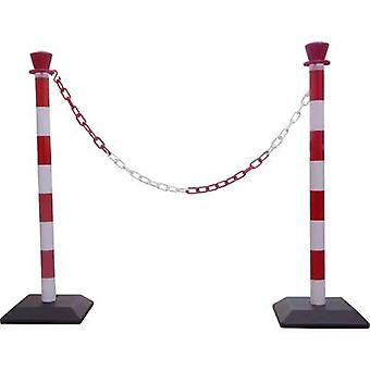 VISO PPKSET40RB Chain stand add-on set (Ø x H) 6 mm x 950 mm