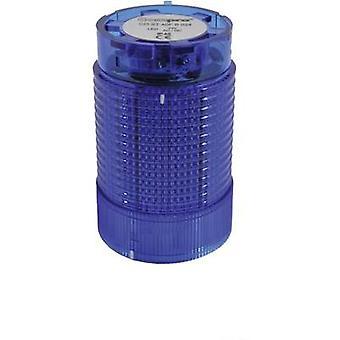 Composant de tour de signal LED ComPro CO ST 40 Signal lumineux non-stop bleu 24 Vdc, 24 V AC 75 dB