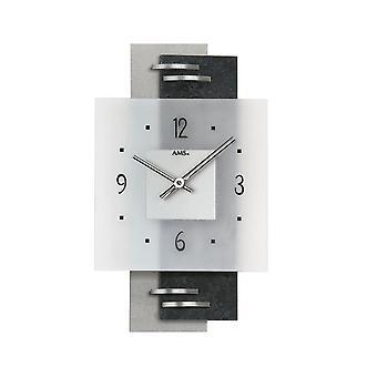 Wall clock AMS - 9245