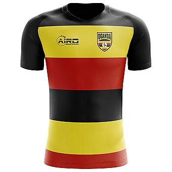 2018-2019 Uganda Home Concept Football Shirt