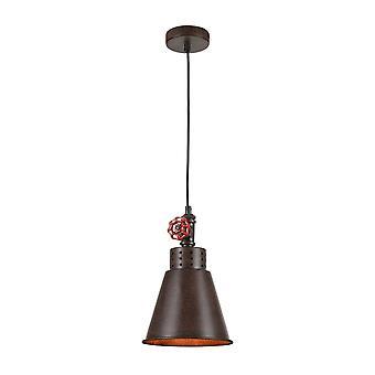 Maytoni belysning ventil LOFT hänge, Brown