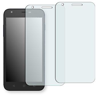 Archos 50c Platinum screen protector - Golebo crystal clear protection film