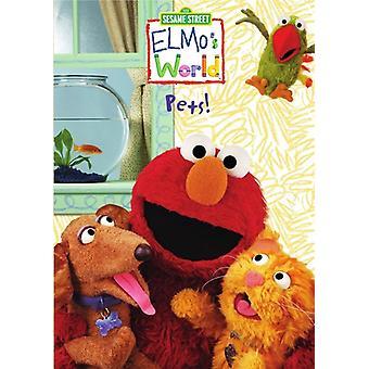 Sesame Street - Elmo's World: Pets! [DVD] USA import