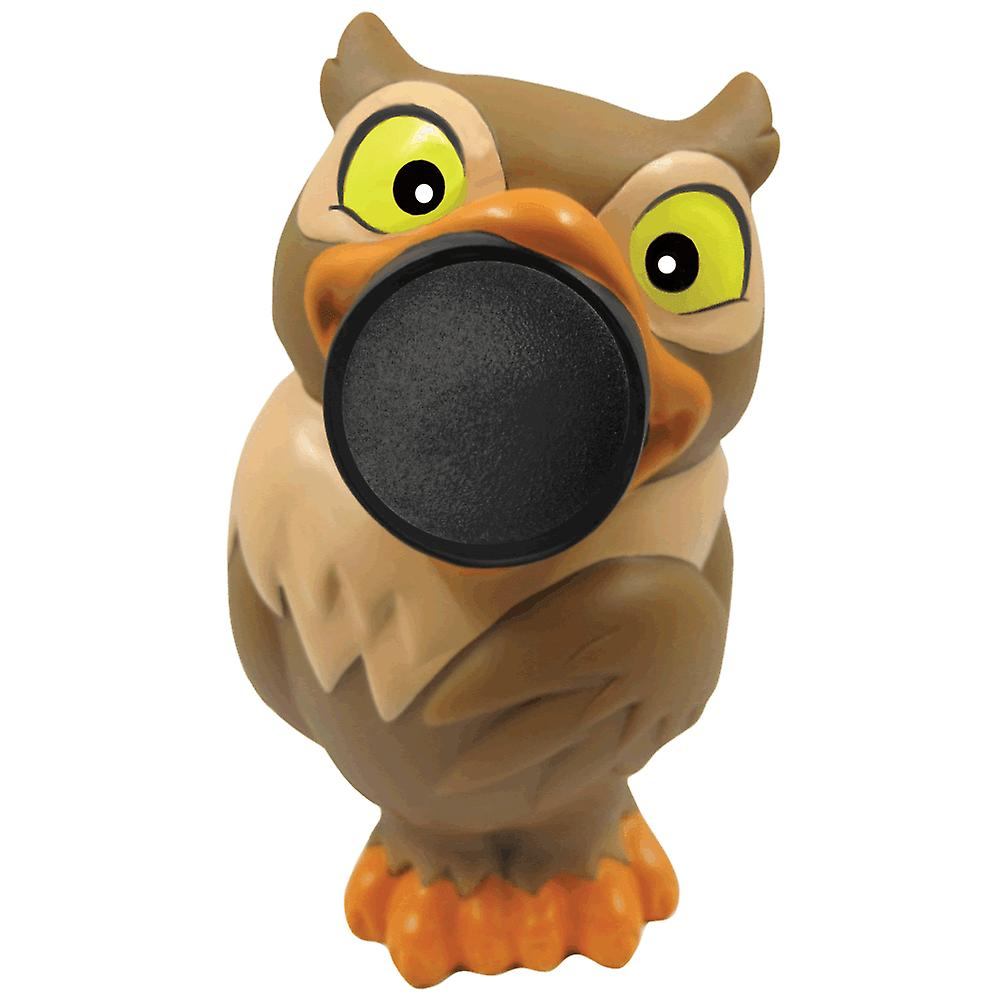 Cheatwell Games Owl Squeeze Popper - Soft Foam Shooter
