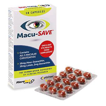 Macu-SAVE Eye Supplement with Meso-Zeaxanthin 30 capsules