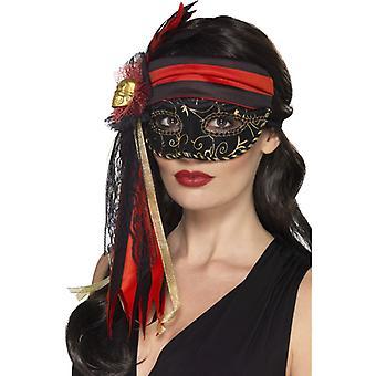 Masquerade pirate Eyemask