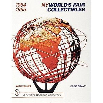 NY World's Fair Collectibles 1964-1965 by Joyce Grant - 9780764307324