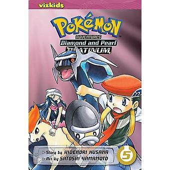 Pokemon Adventures Diamond & Pearl Platinum by Hidenori Kusaka - Sato