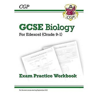 New Grade 9-1 GCSE Biology - Edexcel Exam Practice Workbook by CGP Boo