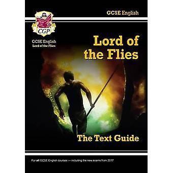 GCSE engelsk Text - Flugornas herre av CGP böcker - CGP guideböcker
