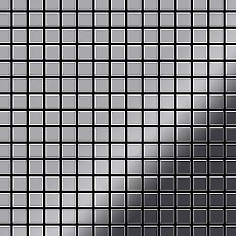 Metal mosaic Stainless Steel ALLOY Mosaic-S-S-MM