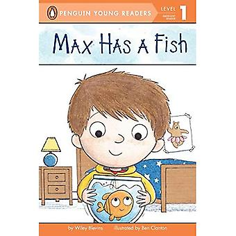 Max Has a Fish (Penguin Young Readers - Level 1