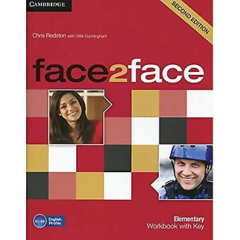 Face2Face elementaire werkmap met sleutel